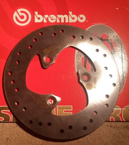 Bremsscheibe Brembo Oro 68B40715