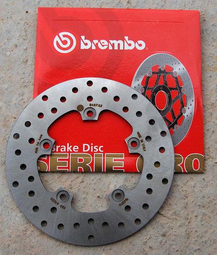Bremsscheibe Brembo Oro 68B40783