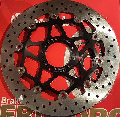 Bremsscheibe Brembo Oro 78B40880