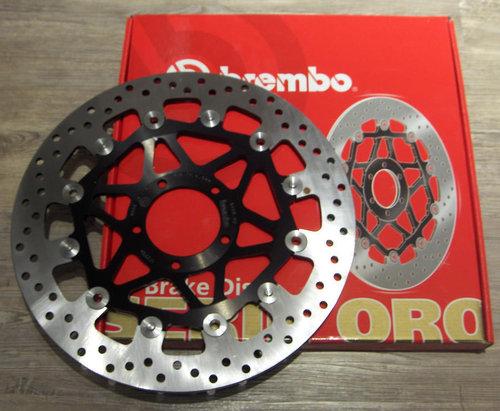 Bremsscheibe Brembo Oro 78B40890